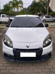 Renault Sandero GT Line Branco 2014 - 2014