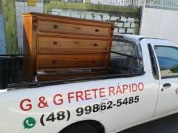 Pequenos transporte na grande Florianópolis e região