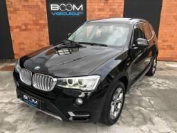 BMW X3 XDRIVE 2.0 Turbo 4X4 - 2015