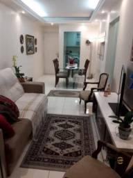 Apartamento com 2 dormitórios para alugar, 90 m² por R$ 2.500,00/mês - Ponta da Praia - Sa