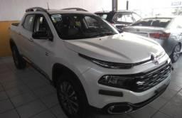 02 UND Toro 19/19 Vulcano 4WD Aut 2.0 Dsl Branca Preta zero km R$ 112 mil - 2019
