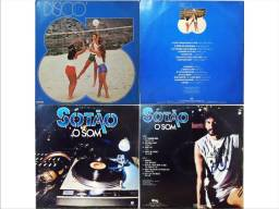 LP Disco Vinil - Lote 8 LPs Ou Avulsos