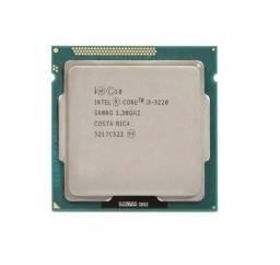 Processador i3 3220 Intel Core Novo