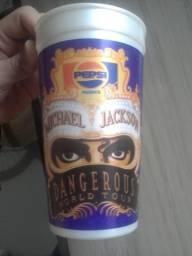 Copo Michael Jackson - Dangerous World Tour