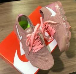 5d8b1b30928 Tênis Nike VaporMax Flyknit 2.0 Feminino e Masculino Importado