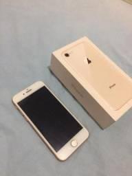 Vendo iPhone 8 ou troco por 7plus