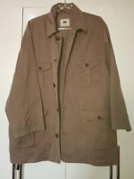 244950d71963a Parka casaco masculino plus size