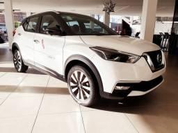 Nissan Kicks SL 1.6 Pack Tech Cvt Xtronic automático 2020/2021 0 km