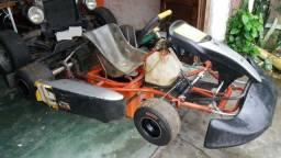 Usado, Kart Birel 18hp 2012 comprar usado  Rio Negrinho