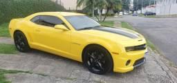 Camaro Amarelo V8 2ss 2013 Impecável - 2013