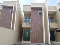 Casa à venda, 90 m² por R$ 240.000,00 - Urucunema - Eusébio/CE