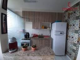 Apartamento com 2 dormitórios à venda, 50 m² por R$ 195.000,00 - Conjunto Habitacional Jar