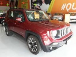 RENEGADE 2018/2019 1.8 16V FLEX LONGITUDE 4P AUTOMÁTICO - 2019