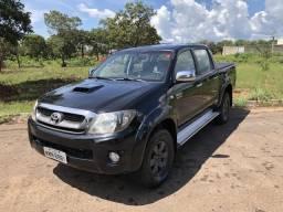 Hilux SRV 3.0 4x4 Diesel aut - 2008