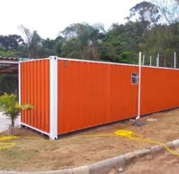 Casa container em condomínio