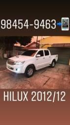 Hilux srv 3.0 aut - 2012