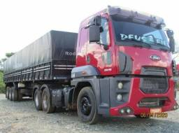 Ford Cargo 2842 6x2 - Carreta Graneleira C/ Pneus - 2013