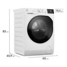 Lava e Seca 11Kg/7Kg Electrolux Branca Perfect Care Inverter com Água Quente/Vapor (LSP11)