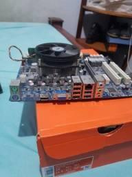 Vendo kit core i5 2500 com 8 gb de ram e gt 210