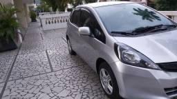 Honda Fit 2014 Motor 1.4 Automático, Prata ,Único dono ,Novíssimo