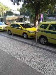 Motorista taxi