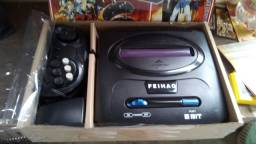 Vendo video game 8 bits FeiHao com 500 jogos