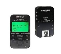 Rádio Flash Yongnuo Yn622 + Yn622tx P/ Canon