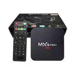 MX 4k Transforma TV em Smart