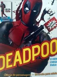 Revista Mega Poster - Deadpool