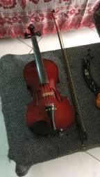 Violino Nhureson 4/4 - Pouco usado