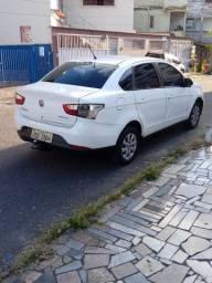 Fiat grand siena 13/13 Flex com gás legalizado no documento