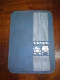 Manual do motorista volvo NL10 NL12 do ano de 1993