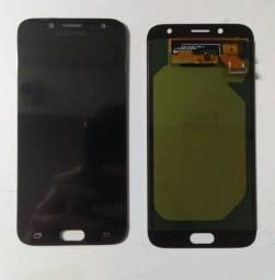 Tela frontal TTC Galaxy Samsung j7 pro j730 preta