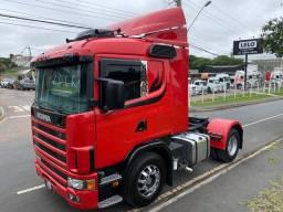 Scania R 380 Toco 4x2 Com Ar Cond Pneus Novos Lindo