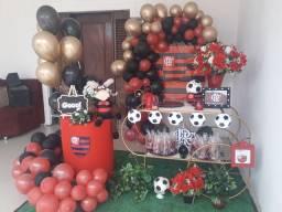 Kit festa + decoração