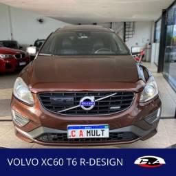 Volvo XC60 T6 R-Design 2015 Impecável Aceito trocas e Financio