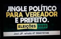 Jingle para campanha politica 2020