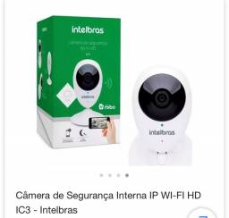 Câmera Intelbras IC 3