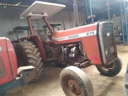Trator Massey Ferguson 275 ano 1987