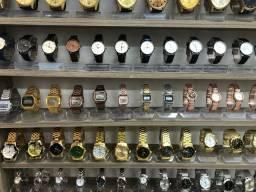 Vendo relógios por encomenda