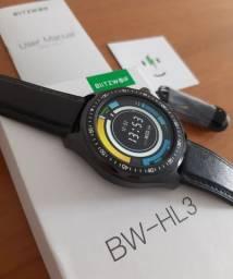 Oferta* Smartwatch Blitzwolf BW-HL3 Original Versão Global Lacrado Novo