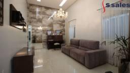 Linda casa na rua 3 de Vicente Pires! Lazer completo 4 suites