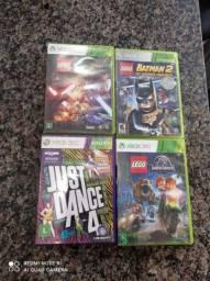 Jogos de Xbox 360 em perfeito estado R$60 entrega para Caruaru
