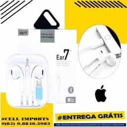 Título do anúncio: Headphone Ear 7+ Iphone, Entrega Grátis
