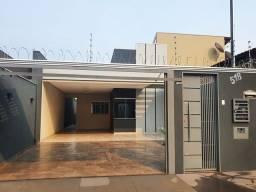 Título do anúncio: Campo Grande - Casa Padrão - Jardim Leblon
