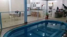 Vendo casa com piscina ESCRITURA no bairro Padre Lothar em Rondonópolis MT