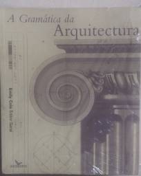 Livro A Gramática da Arquitetura