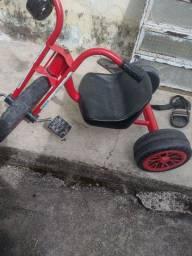 Título do anúncio: Velotrol triciclo para seu filho