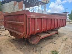 Título do anúncio: Basculante 10 metros no ferro
