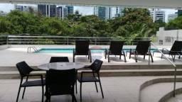 Apartamento com 1 dormitório para alugar, 40 m² por R$ 2.900/mês - Jaqueira - Recife/PE